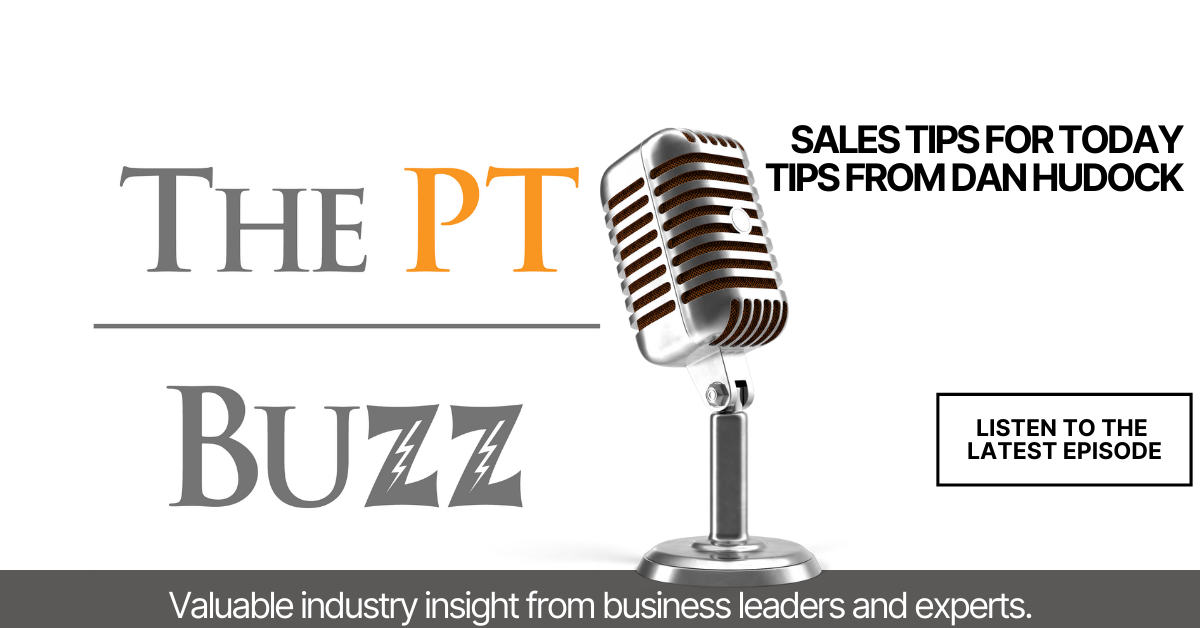 Podcast – Sales Tips for Today from Dan Hudock
